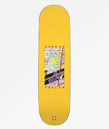 """WKND Taylor Chameleon 8.18"""" Skateboard Deck"""