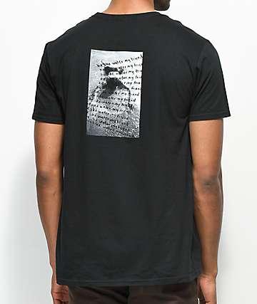 WKND Wavy Black T-Shirt
