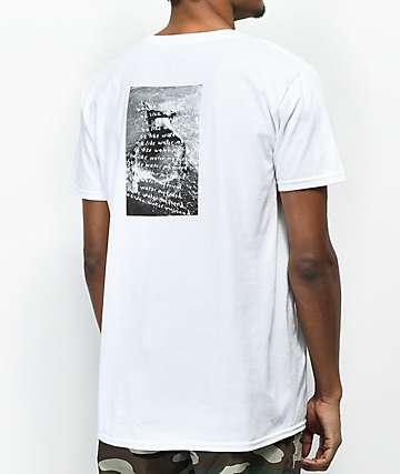 WKND Wavy White T-Shirt