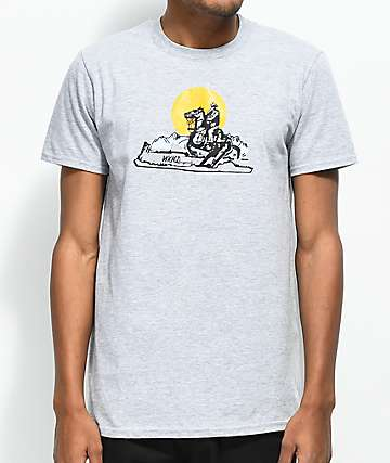 WKND Wyoming Grey T-Shirt