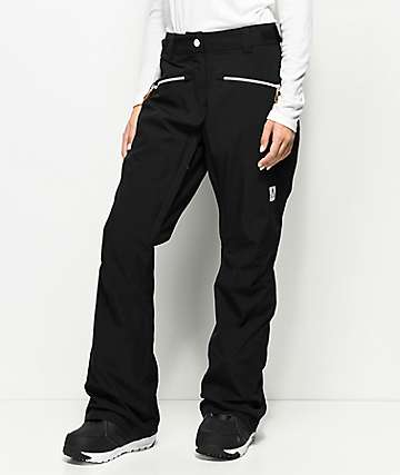 Wear Colour Cork Black 10K Snowboard Pants