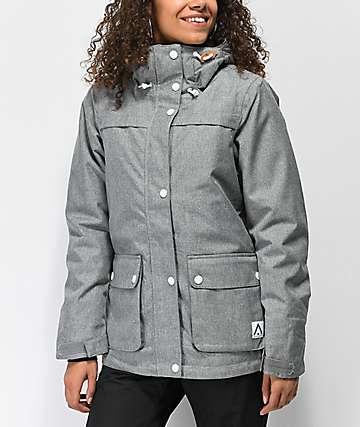 Wear Colour Ida 10K chaqueta de snowboard gris