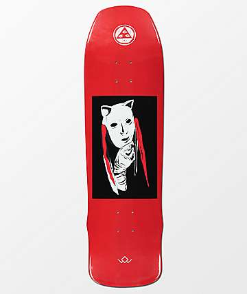 "Welcome Audrey On Time Traveler 8.8"" Skateboard Deck"