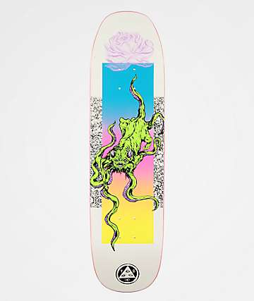 "Welcome Bactocat Son Of Moontrimmer 8.25"" Skateboard Deck"