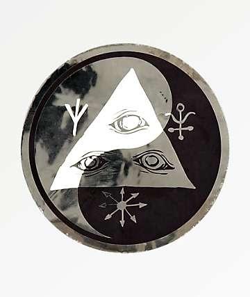 Welcome Balance Talisman Sticker