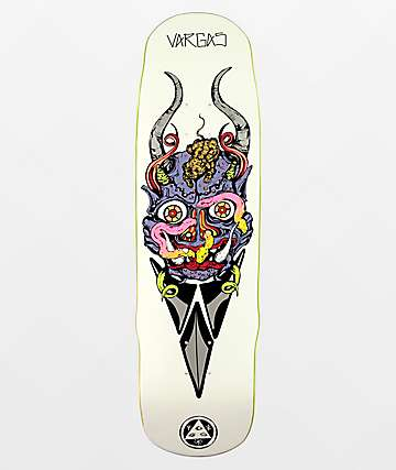 "Welcome Daniel Vargas Maligno On Effigy 8.8"" Skateboard Deck"