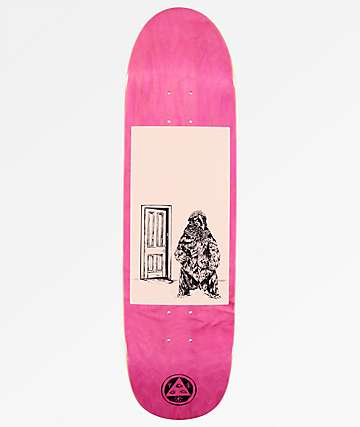 "Welcome Go Darker On Psyanka 8.5"" Skateboard Deck"