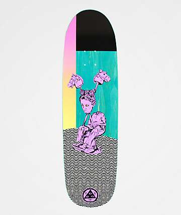 "Welcome Hedo Rick On Atheme 8.8"" Skateboard Deck"