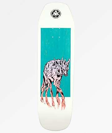 "Welcome Maned Wolf On Banshee 90 9.0"" Skateboard Deck"