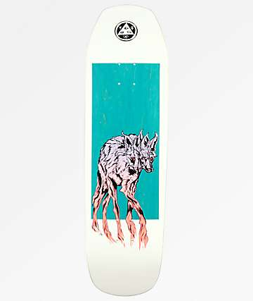 "Welcome Maned Wolf On Banshee 90 9.0"" tabla de skate"