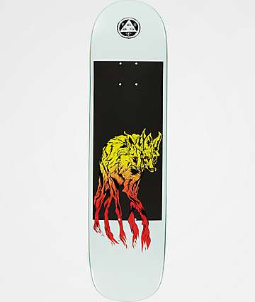 "Welcome Maned Woof On Bunyip 8.0"" Skateboard Deck"