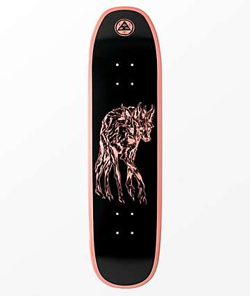 "Welcome Maned Woof Son Of Moontrimmer 8.25"" Skateboard Deck"