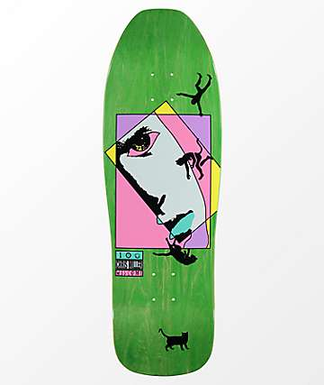 "Welcome Miller Faces On Sugarcane 10"" Skateboard Deck"