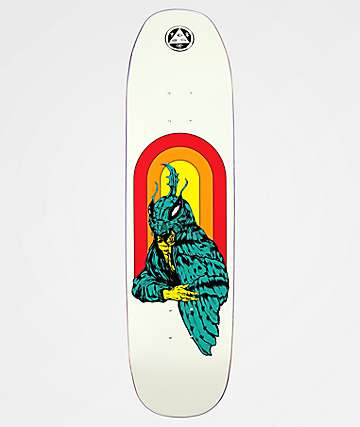 "Welcome Mothman On Son Of Moontrimmer 8.25"" Skateboard Deck"