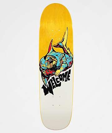 "Welcome Otter On Slyphstick 8.5"" Skateboard Deck"