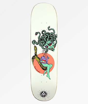"Welcome Ryan Townley Gorgon On Enenra 8.5"" Skateboard Deck"