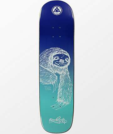 "Welcome Sloth On Yung Nibiru 8.25"" tabla de skate"