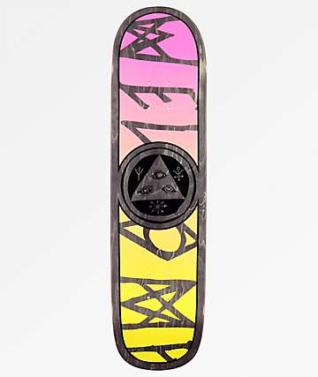"Welcome Tali Scrawl On Bunyip 8.0"" Skateboard Deck"