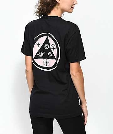 Welcome Talisman Black & Pink T-Shirt