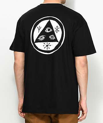Welcome Talisman camiseta negra