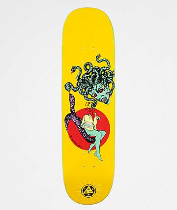 "Welcome Townley Gorgon On Enenra 8.5"" Skateboard Deck"