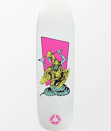 "Welcome Twenty Eyes Golem 9.25"" Skateboard Deck"
