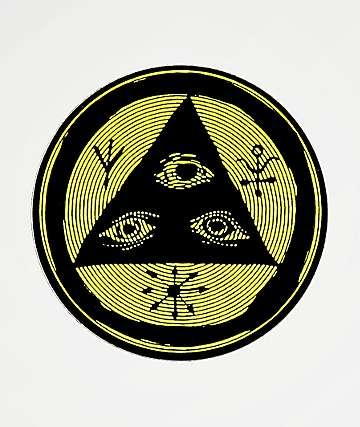 Welcome Vertigo Talisman Sticker