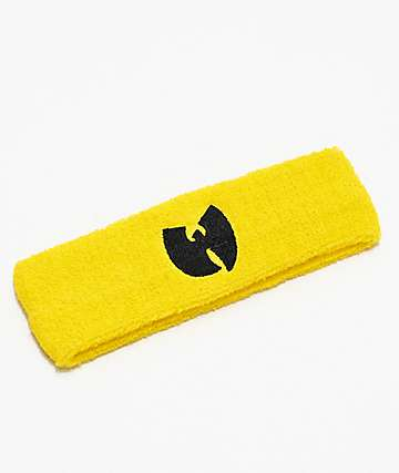 Wu-Tang Yellow Headband