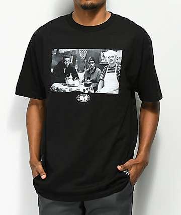 Wu Wear Delirium Black T-Shirt