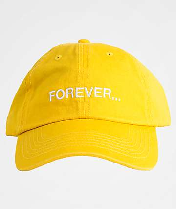 Wu Wear Forever Yellow Dad Hat