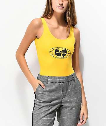 Wu Wear Globe body dorado