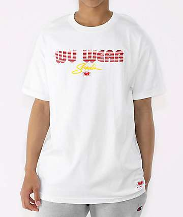 Wu Wear MGM White T-Shirt