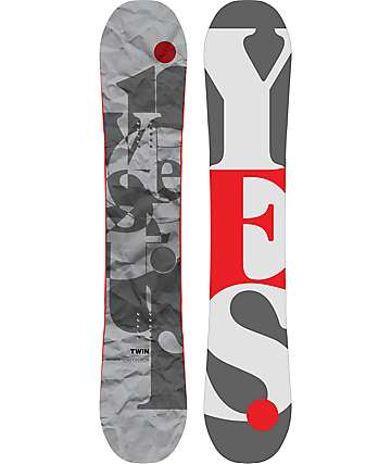YES. Typo 156cm Wide Snowboard