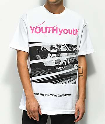 YOUTHyouth For You White T-Shirt
