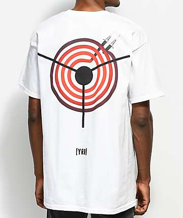 YRN Burners Hot White T-Shirt