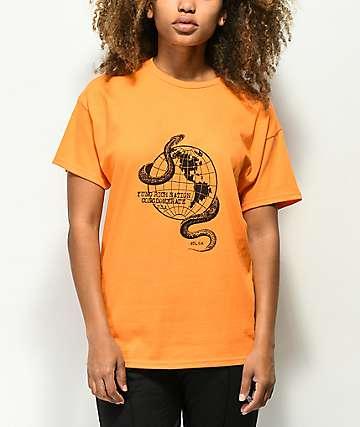 YRN Conglomerate camiseta naranja