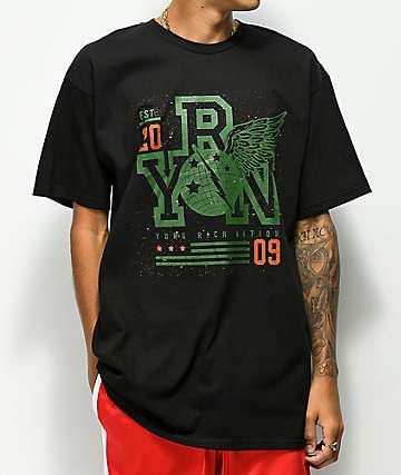 YRN Global Force camiseta negra