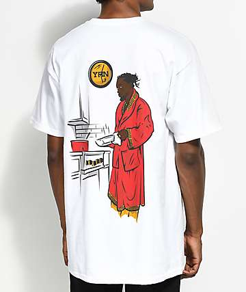 YRN Kitchen Cookin' White T-Shirt