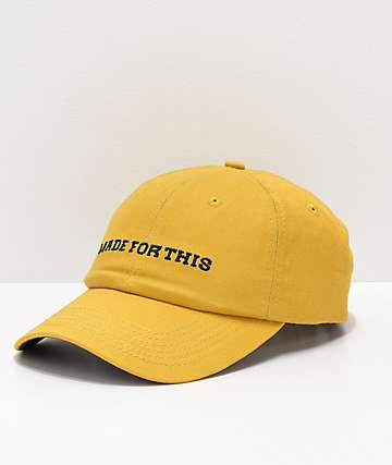 YRN Made For This gorra amarilla