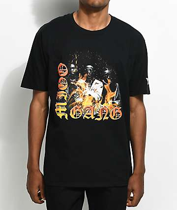 YRN Migo Gang Black T-Shirt