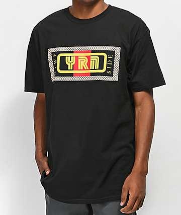 YRN Nawf Side Box camiseta negra