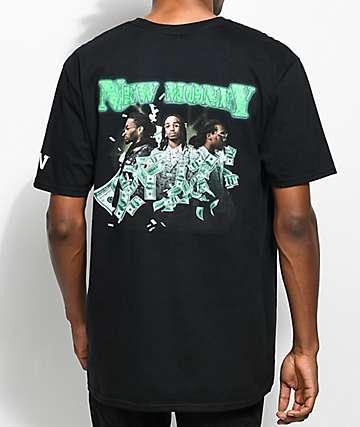 YRN New Money camiseta negra