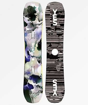 Yes. Ghost 156 tabla de snowboard