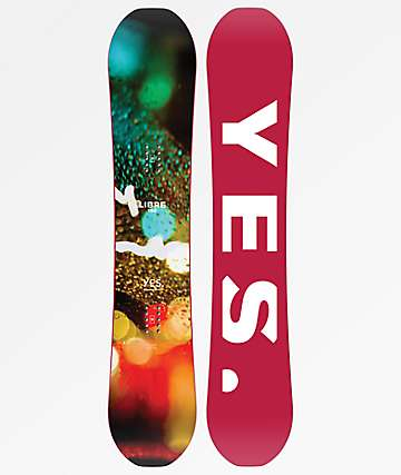 Yes. Libre 154 Snowboard