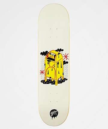 """Yew Mailbox 8.0"""" Skateboard Deck"""