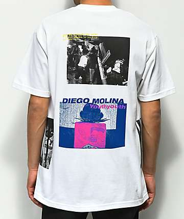 YouthYouth Diego White T-Shirt