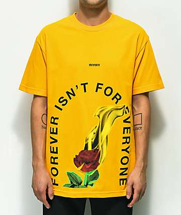 YouthYouth Forever Gold T-Shirt