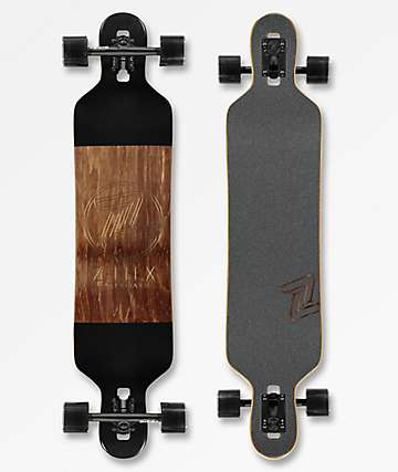 "Z-Flex Chisel 41"" Drop Through Longboard completo"
