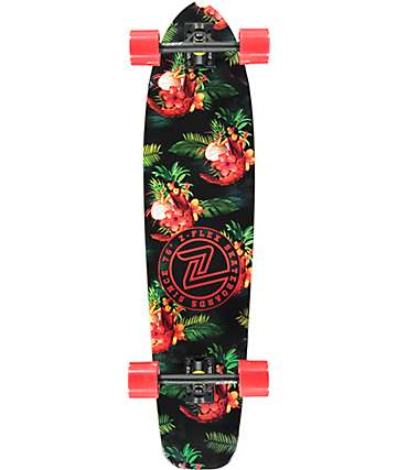 "Z-Flex Prawn Cocktail 39.5""  roundtail longboard completo"