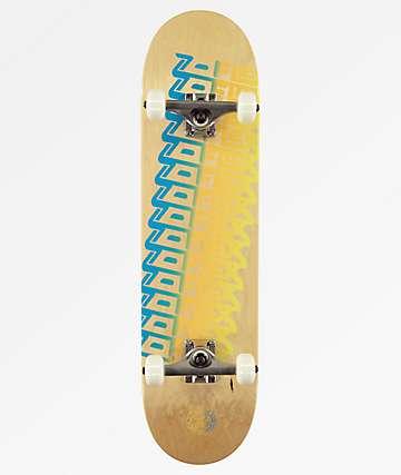 """Z-Flex Roll One 8.0"""" Complete Skateboard"""
